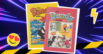 Dandy Annual from your year