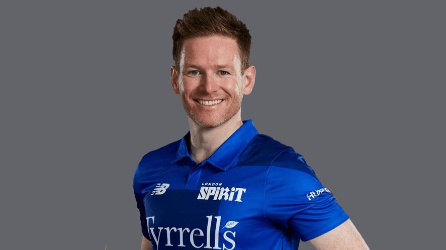 England cricket player Eoin Morgan