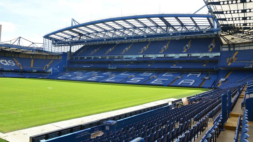 Chelsea's ground, Stamford Bridge