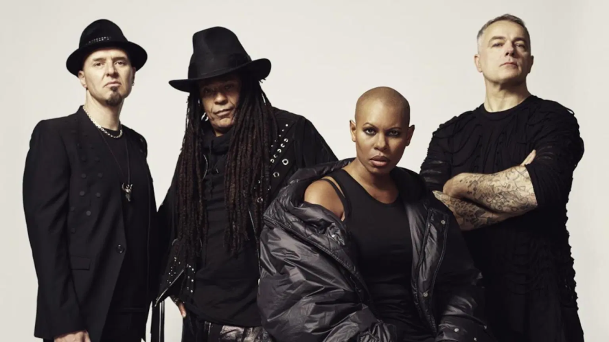 The band Skunk Anansie
