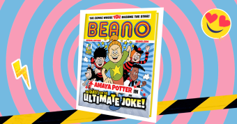Personalised Comic Book