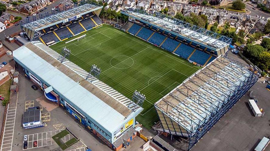 Kilmarnock's ground