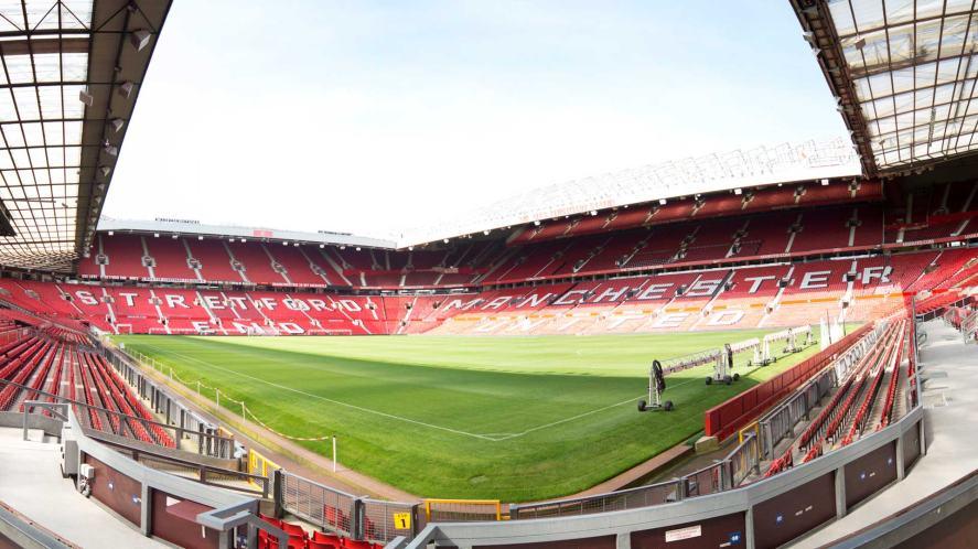 Manchester United's ground