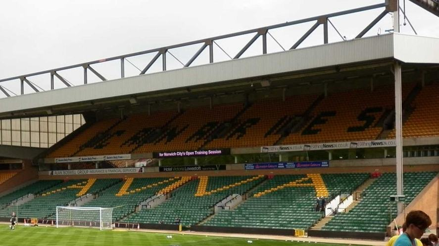 Norwich City's ground