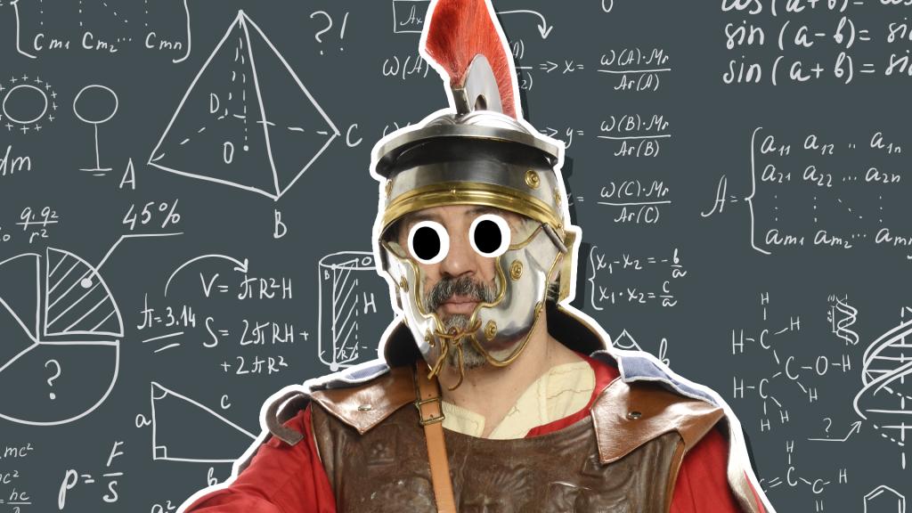 A roman mathematician