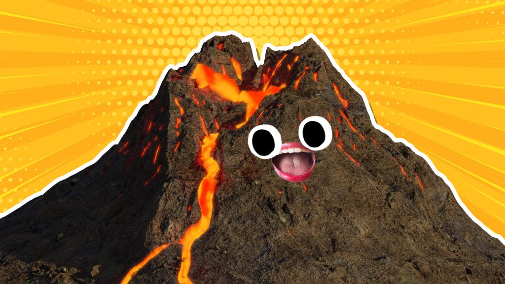 Volcano jokes