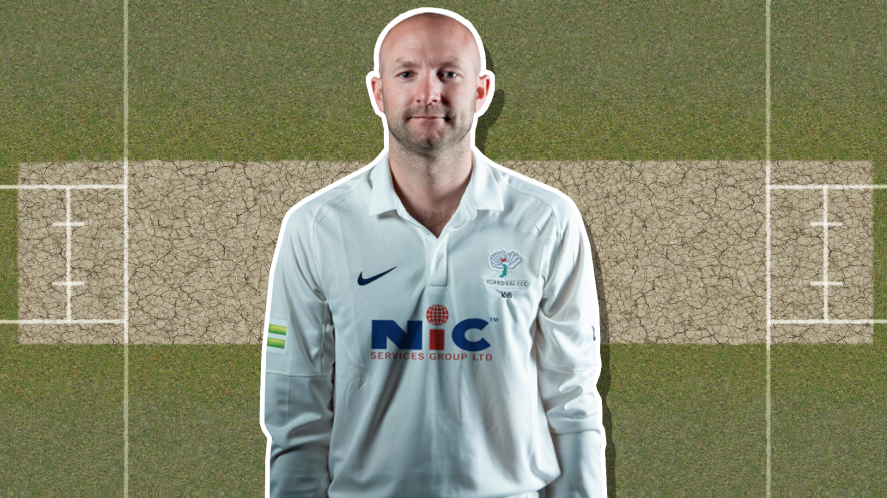 A Yorkshire cricket player