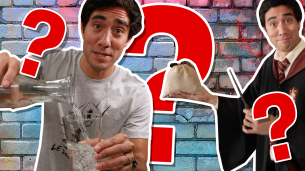 Images for a Zach King quiz
