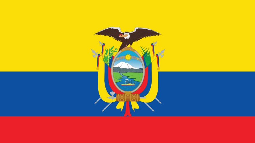 A South American flag