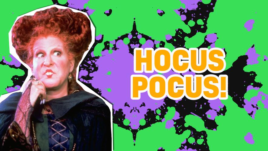 Hocus Pocus Result