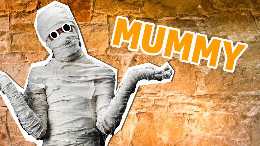 Mummy result