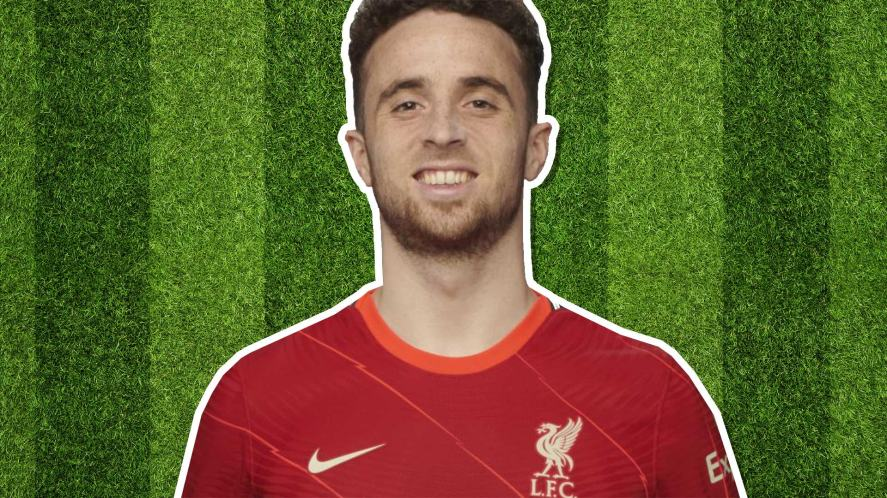 Liverpool's Diogo Jota