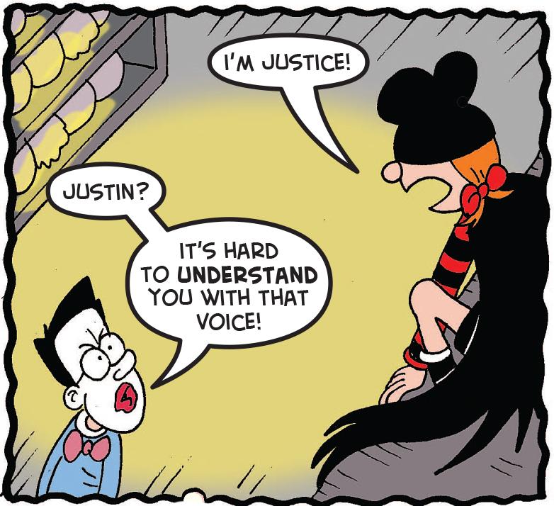 Walter talks to Batmin