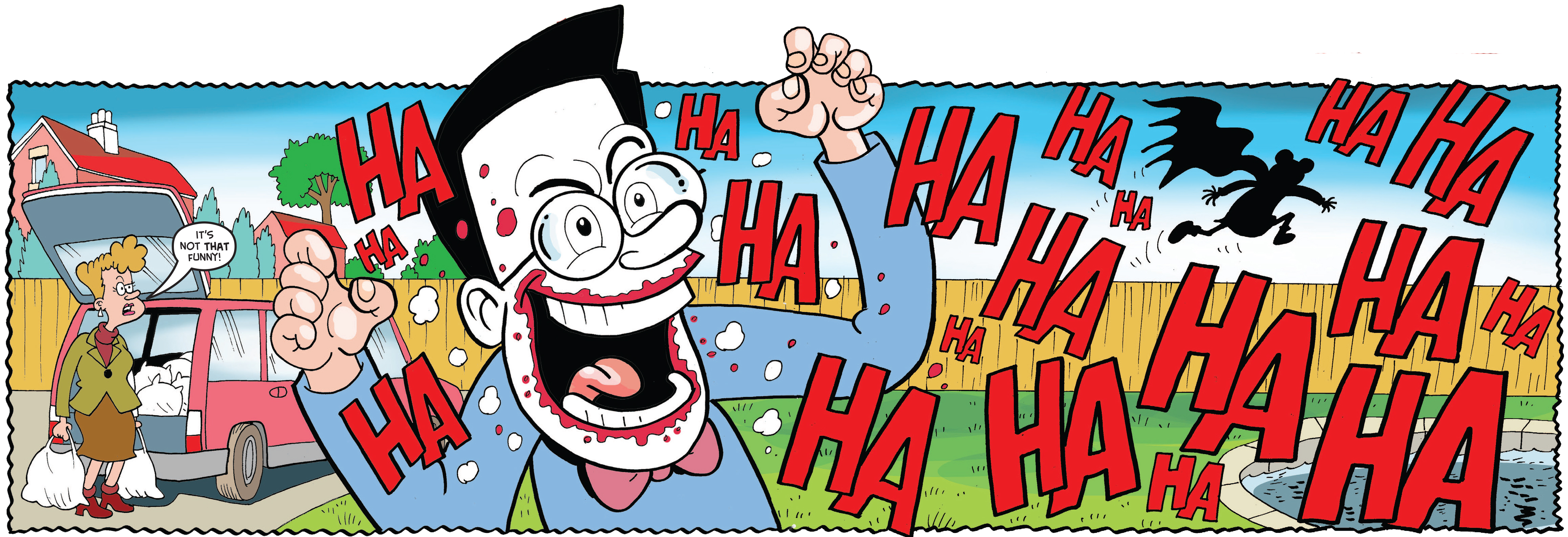 Walter becomes the Joker