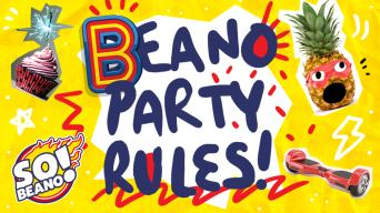 Beano Party Rules