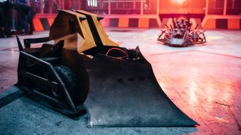 Shunt from Robot Wars