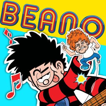 Ed Sheeran is in this week's Beano!