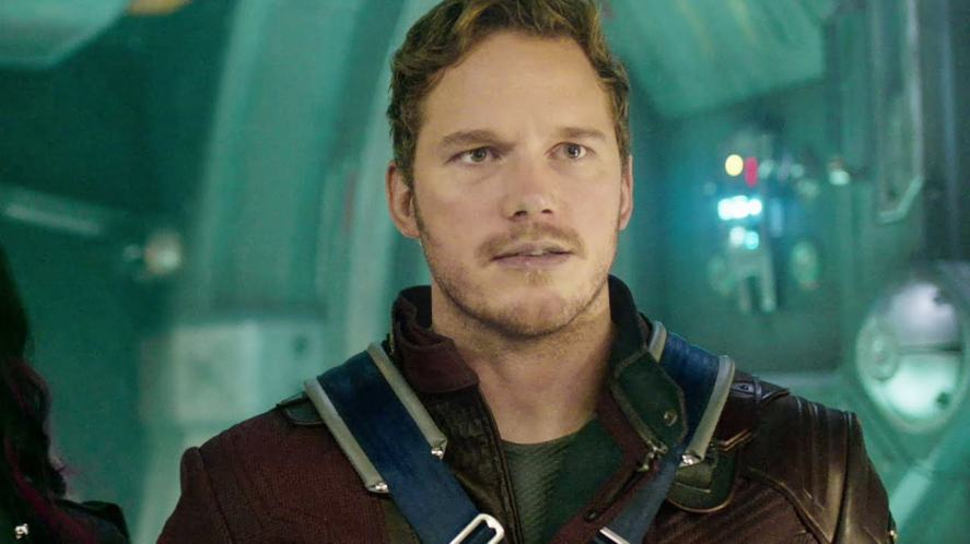 Guardians Of The Galaxy Peter Quill