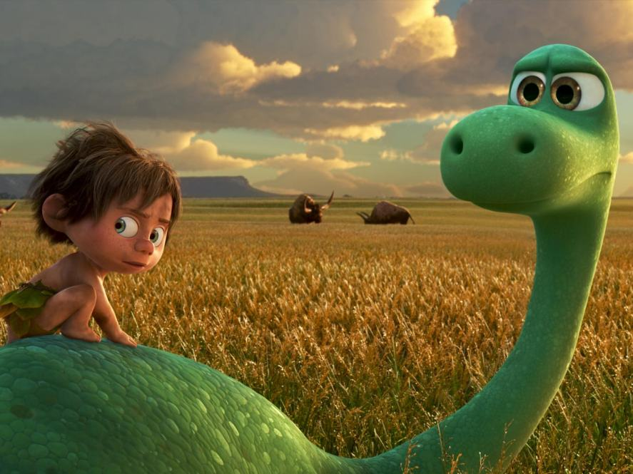 The Good Dinosauar