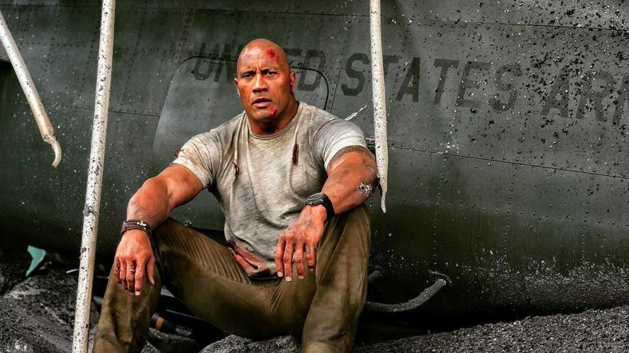 The Rock is disappointed in you