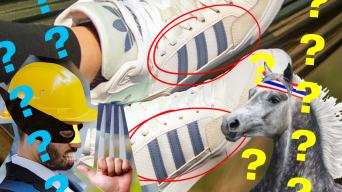why are there stripes on adidas things?