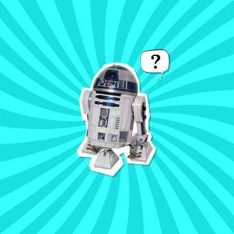 R2-D2 / Star Wars