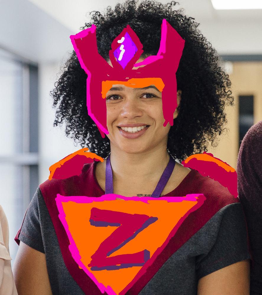 Miss Superhero Z