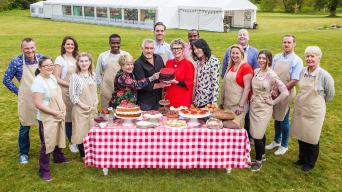 Great British Bake Off 2017