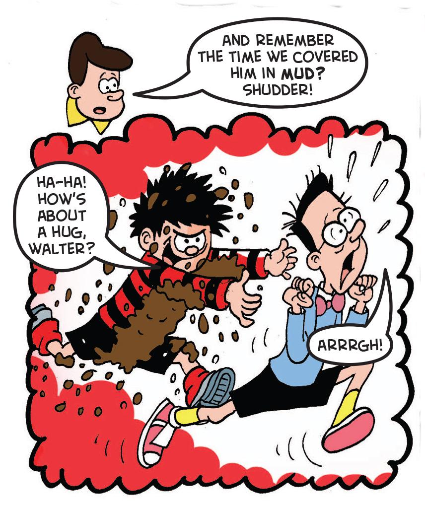 Walter's Evil Plan