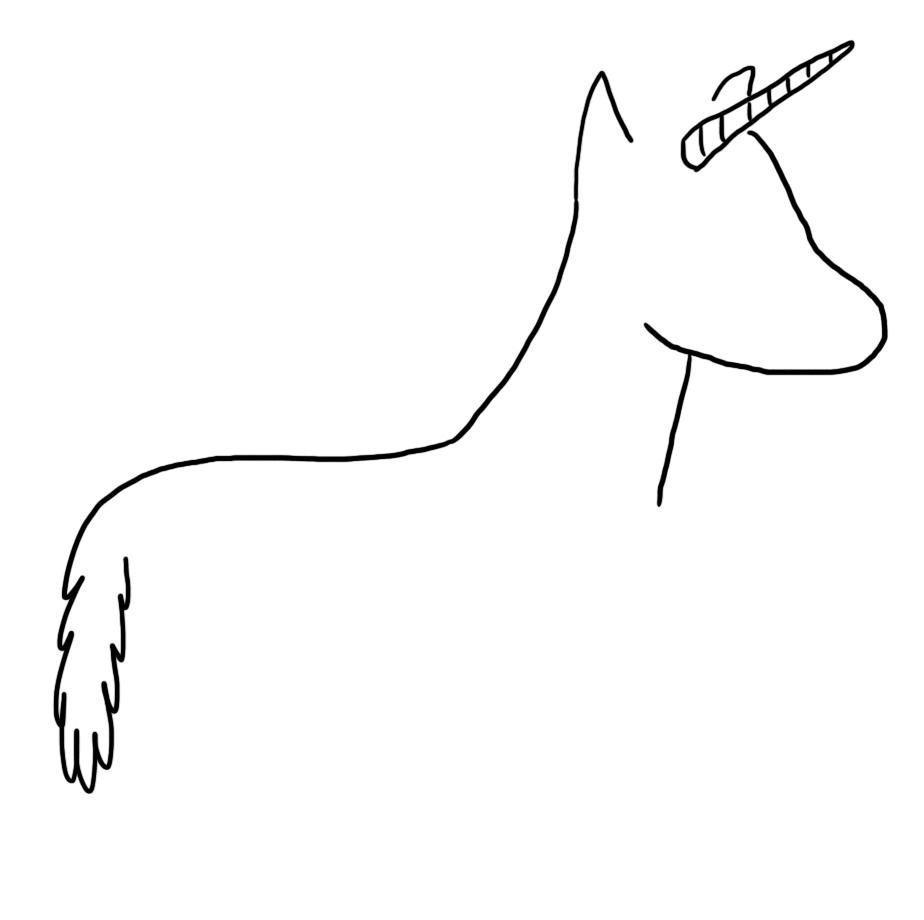 Unicorn taking shape