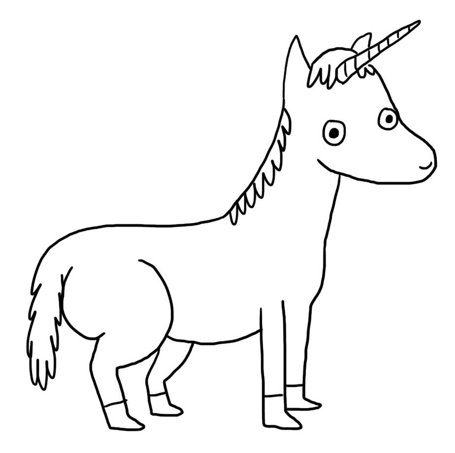 A unicorn - finally!