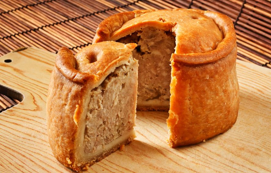 Is pork the perfect pie?