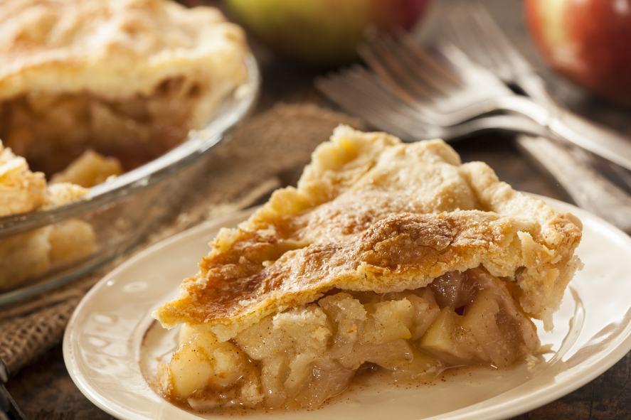 Apple Pie is always amazing