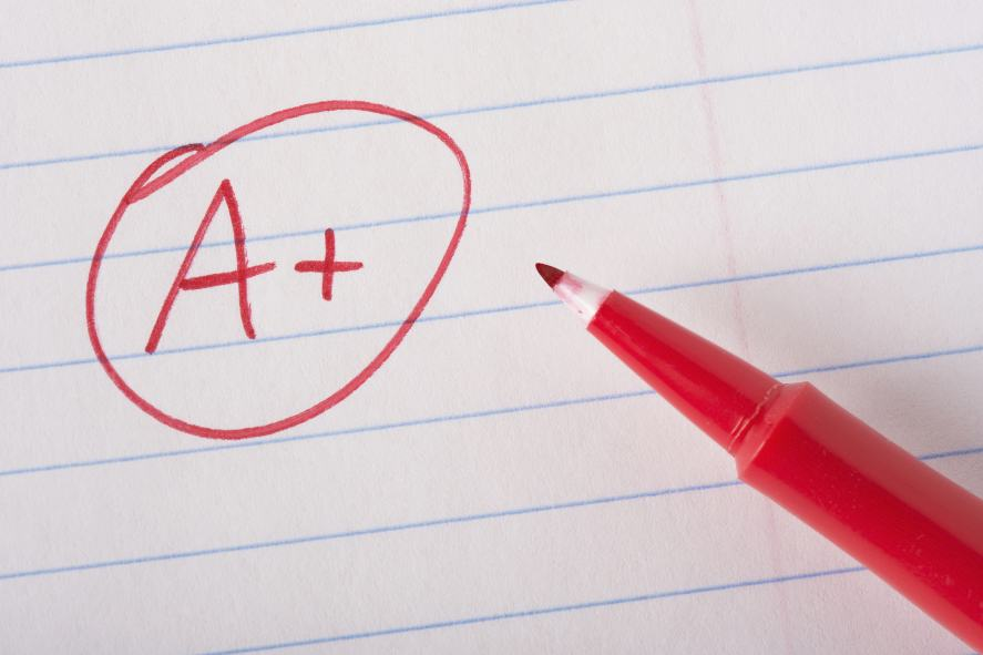 Are you an A+ or not so much?