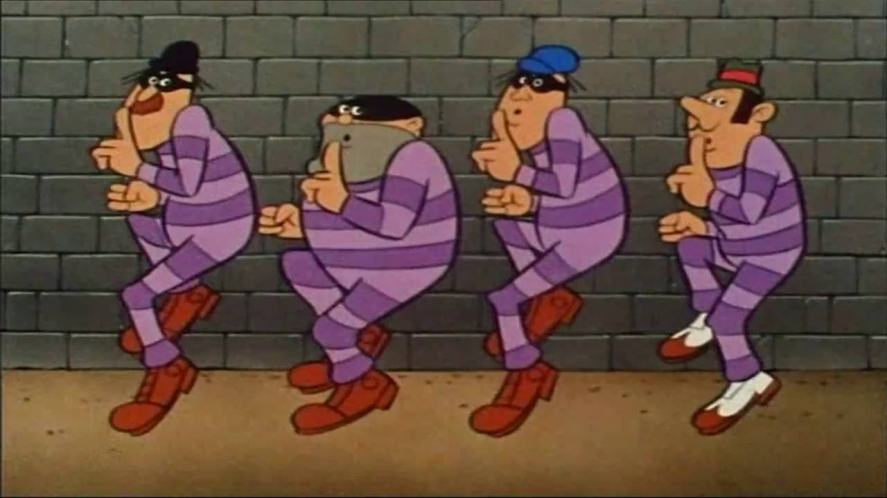Which gang is this?