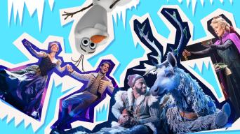 frozen musical images