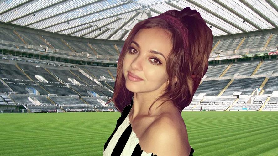 Jade off of Little Mix