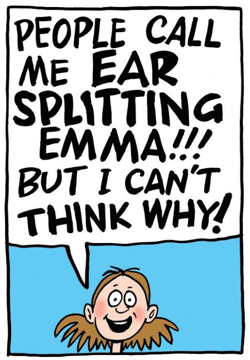 Make Me A Menace - Earsplitting Emma