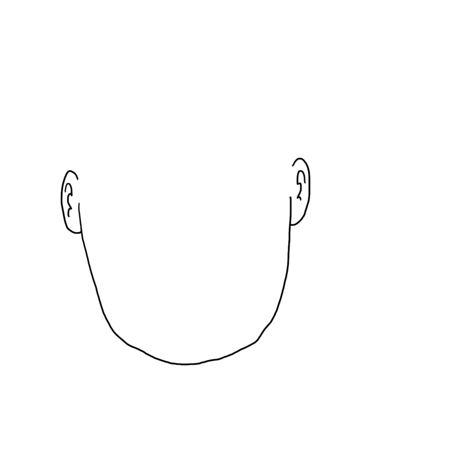 Simon Cowell's chin and ears
