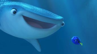 Dory and Destiny from Finding Dory