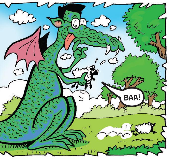 ...Walter-dragon?