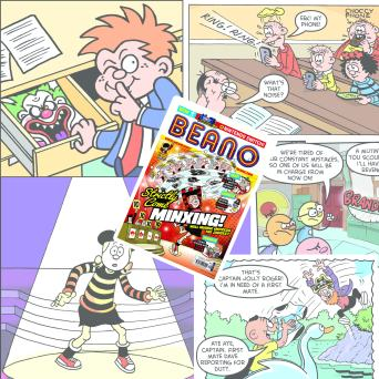 Beano No. 3904 - 30th September 2017