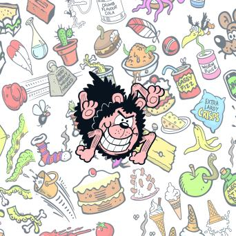 Gnasher's Best Bits