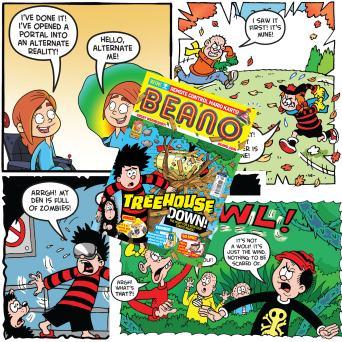 Beano 3905 preview
