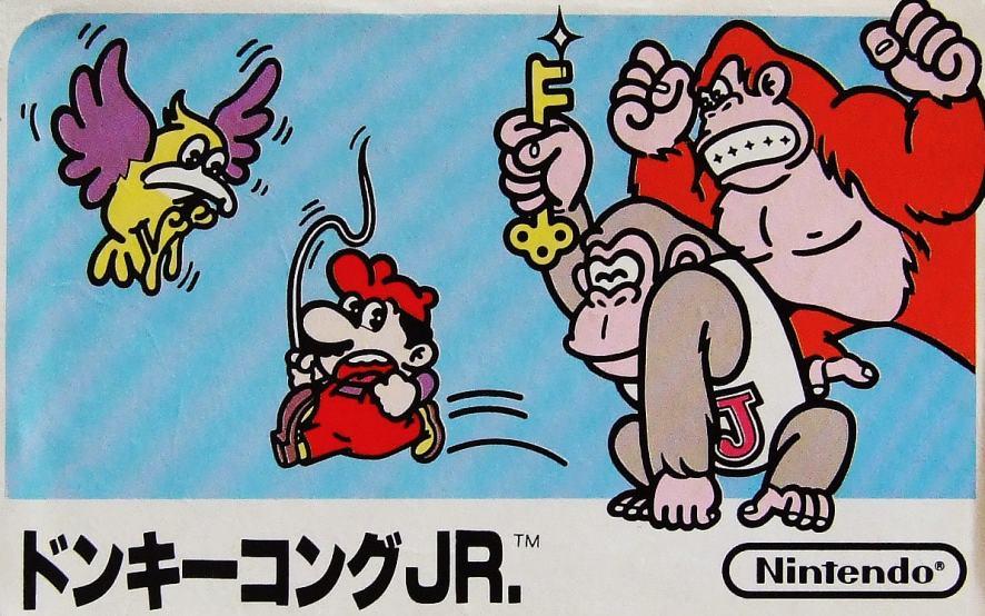 Donkey Kong Jr