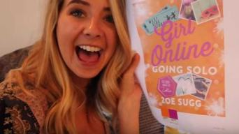 Zoella with the Girl Online Going Solo cover