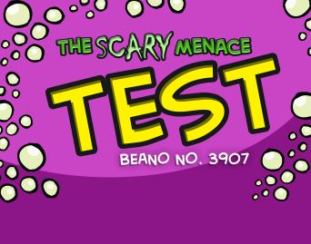 Can you ace the scary menace test this week?