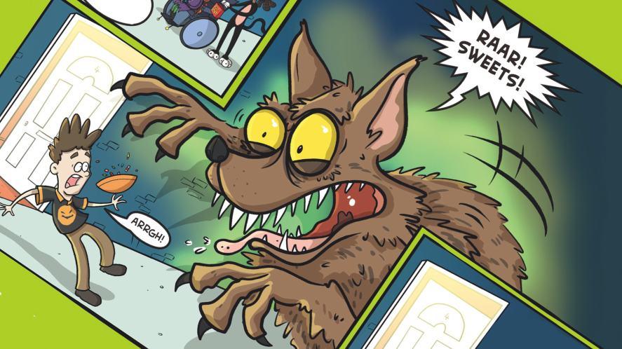 Rubi creates a ridiculous creature!