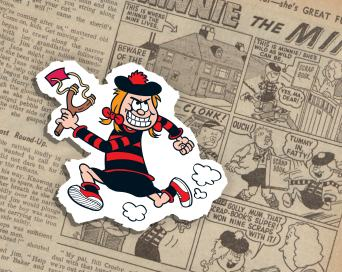 Minnie the Minx: Her First Hijinks