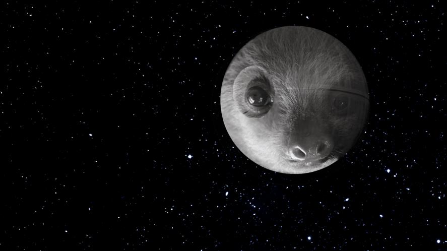 Sloth death star